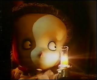 """Los Mejores Cortometrajes animados de Terror.  Hoy:  """"Sandman"""" de E.T.A. Hoffman y Paul Berry   Noviembre Nocturno 4"""