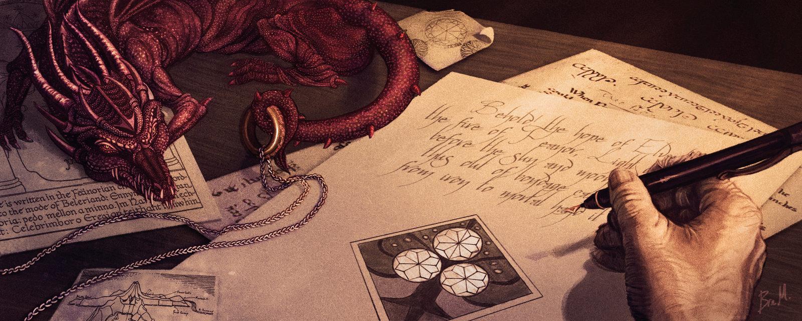 Ainunlindalë de J.R.R. Tolkien | Noviembre Nocturno 6