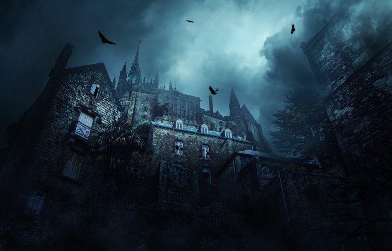 haunted house Bunny 7766 Noviembre Nocturno