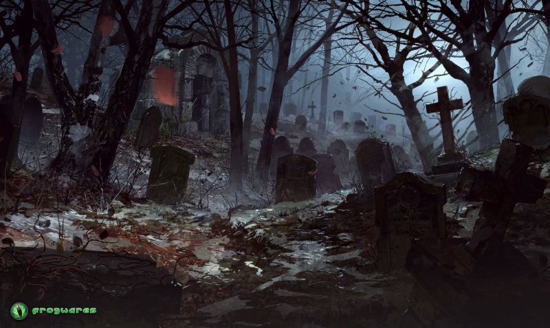 The Sinking City by Frogwares Noviembre Nocturno Lovecraft
