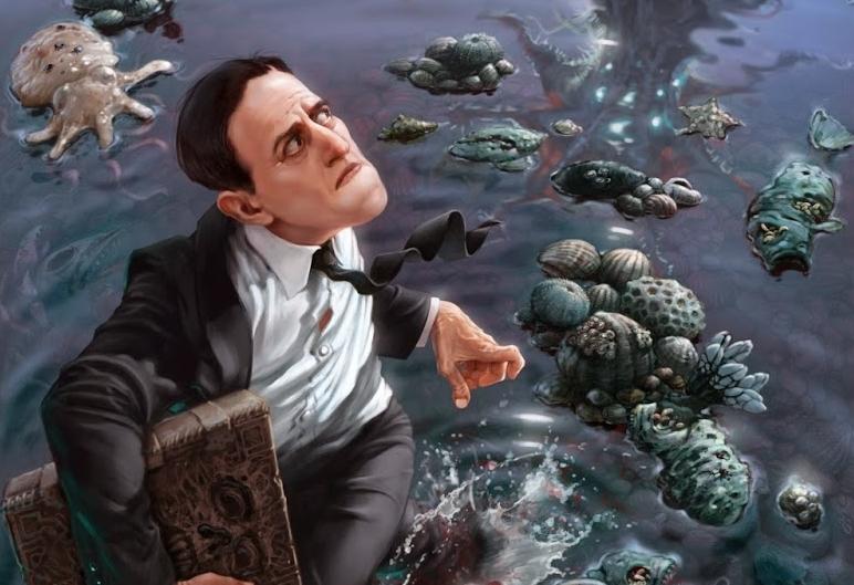Homenaje a Lovecraft en IneedRadio | Noviembre Nocturno 2