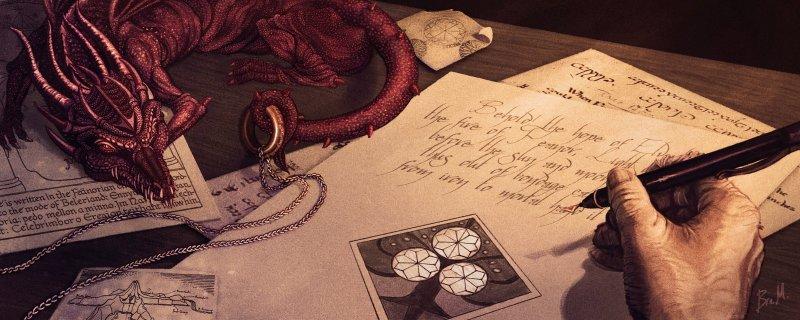 Valar, Maiar, Ainur, Tolkien, Silmarillion, Noviembre Nocturno