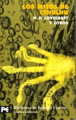 Los Mitos de Cthulhu Alianza Editorial 2008 Noviembre Nocturno Lovecraft