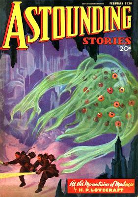 Astounding Stories 1936 Noviembre Nocturno Lovecraft