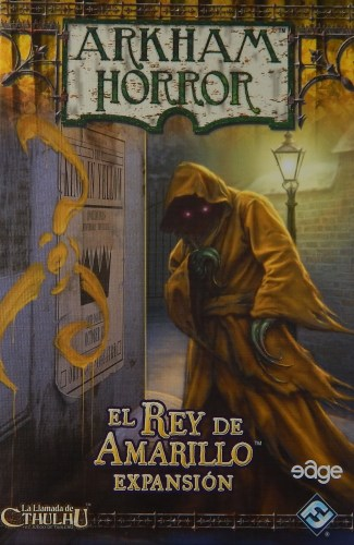 El Rey de Amarillo - Arkham Horror - Edge Entertainment