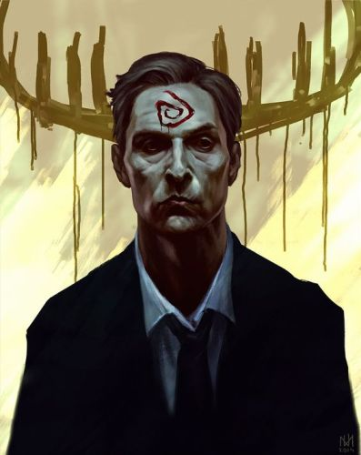 Rust Cohle by Norbface