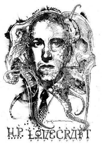 Lovecraft by Bill Sienkiewicz Noviembre Nocturno