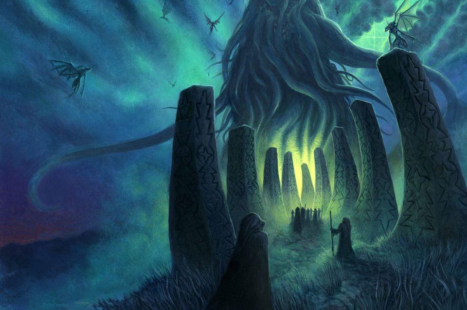 mitos de Cthulhu noviembre Nocturno