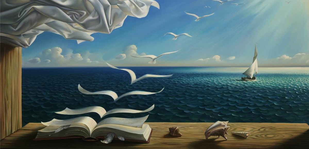 Vladimir Kush - Literatura - NoviembreNocturno