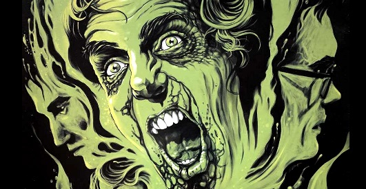 H.P.Lovecraft Reanimator Movie Noviembre Nocturno