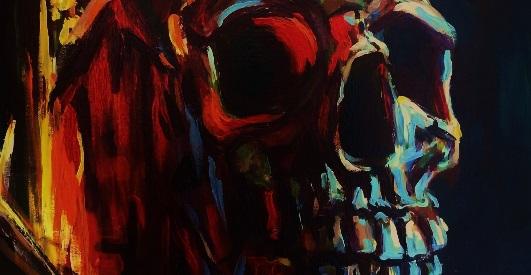 Lord Dunsany Art by Rachel Renaudin