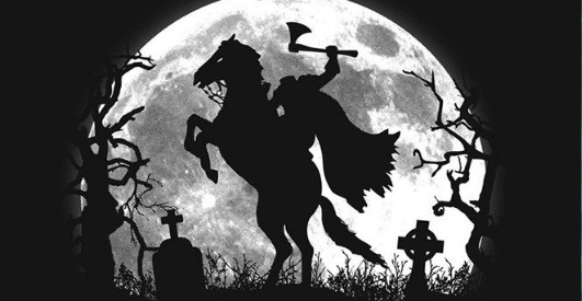 Sleepy Hollow Washington Irving Noviembre Nocturno