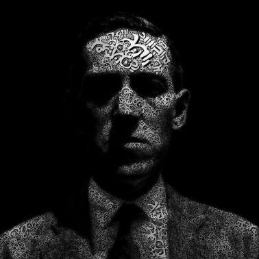 H. P. Lovecraft, por Juana Osborne