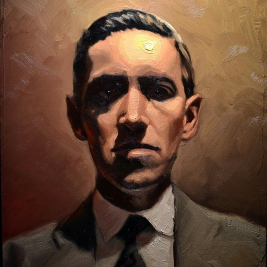 Art by Nikko Hurtado Noviembre Nocturno Lovecraft