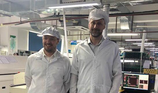 командировка на завод печатных плат в Китае