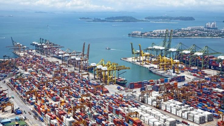 отправки из Китая по морю
