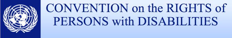 Convenzione ONU-CRPD