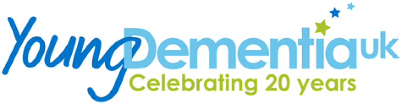 logo young dementia uk
