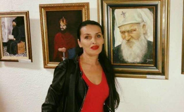 Jasmina Miletić izlaže u Nišu