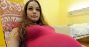 Александра мислеше че чака близнаци но резултатите от видеозона я оставиха без думи (СНИМКИ)