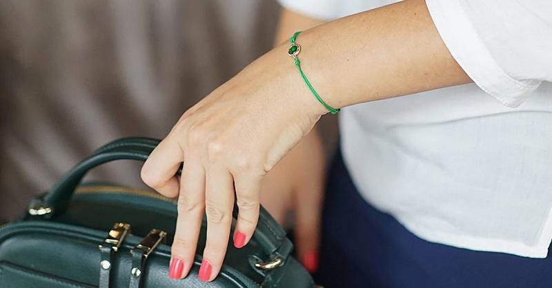 Зеленият конец премахва болката като на магия! Не ми се вярваше, но го проверих. Наистина работи!