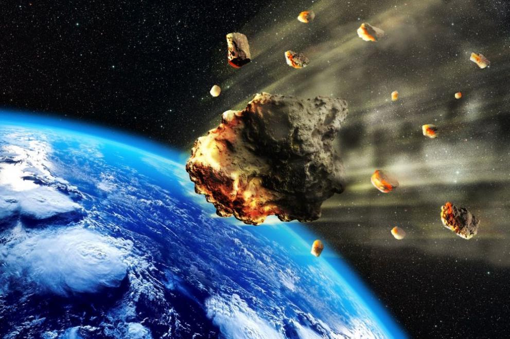 Официално: Краят на света идва в петък, 13-и 2029 г.