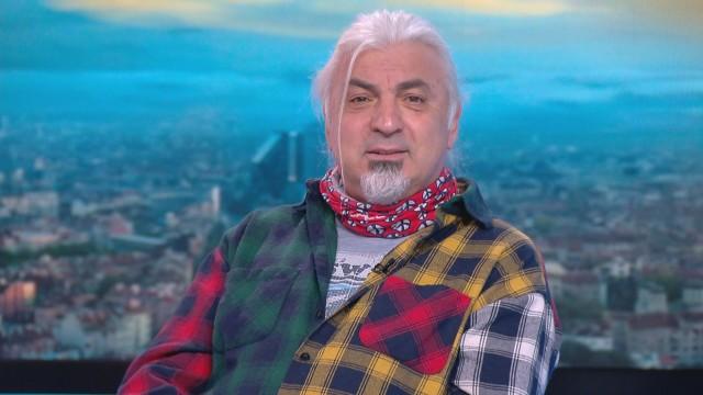 Васко Кръпката: Слави е по-опасен в телевизията, есента ще има протести