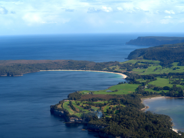 Point Puer and Safety Cove
