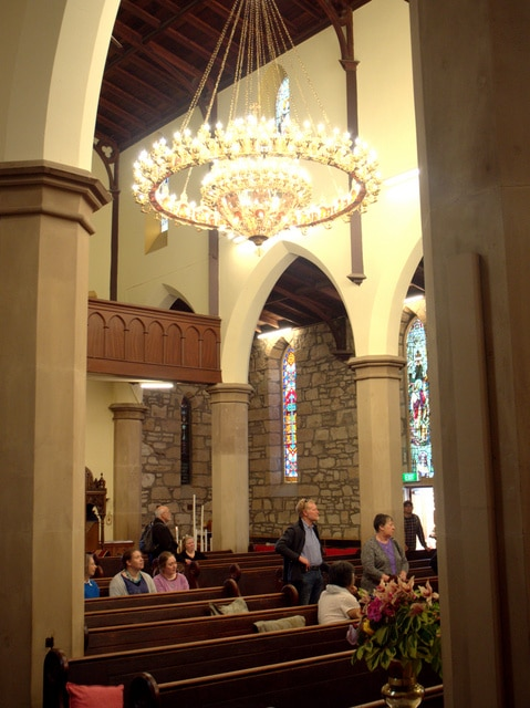 Hobart's curious citizens viewed Holy Trinity as part of Open House Hobart
