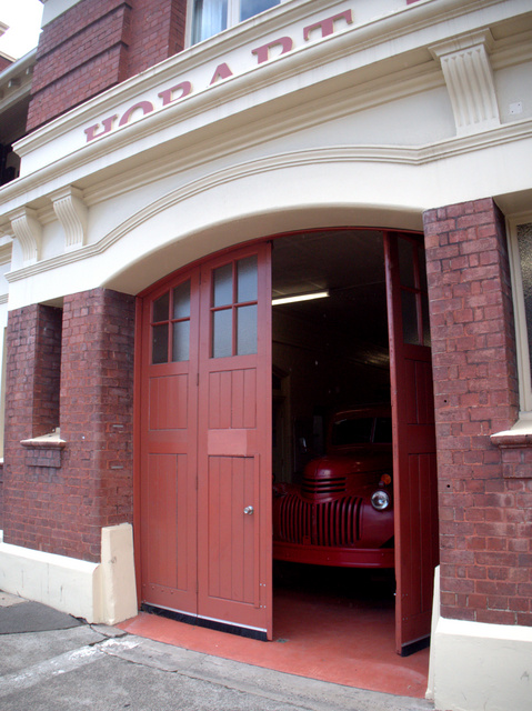 The Tasmanian Fire Museum