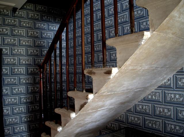 Inside the Gaoler's Residence, Oatlands