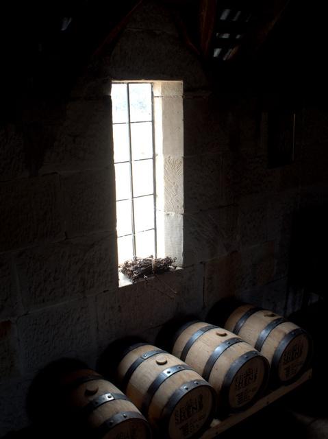 Barrels at Shene Estate