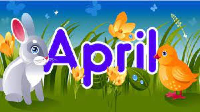 April | Springtime Song for Kids | Jack Hartmann - YouTube