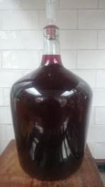 10L BLUEBERRY WINE Recipe in archive