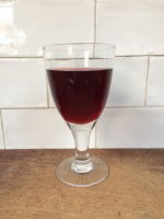 Elderberry wine - recipe in the archive