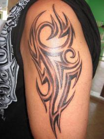 tribal tattoos arm tattoo shoulder designs awesome arms band change