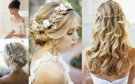 wedding hairstyles for long hair 2014
