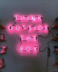 aesthetic quotes cool signs pink neon light quote sign wallpapers cute motivation bilder weheartit