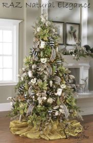 navidad arboles arbol christmas tree decorados raz tendencias decoracion trees tendencia decorations decorar tu decorate natural originales mas trendytree ways