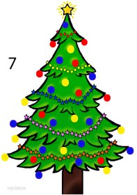 tree christmas drawing draw drawings easy step chrismas palm cool2bkids trees steps getdrawings simple clipartmag coconut lights