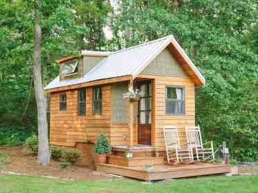 tiny homes cottage