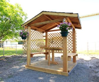 DIY Backyard Gazebo : 19 Steps (with Pictures) Instructables