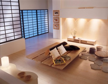 Modern Zen Living Room Design Novocom Top