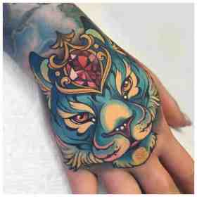tattoo hand traditional neo tattoos styles facts designs tiger ink chronic japanese female rush tegan different care