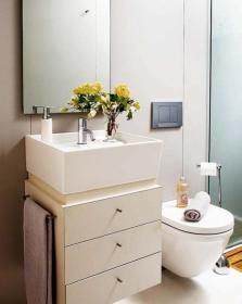 bathroom interior vanities barcelona modern micasa contemporary amazing vanity classy taste glamour residence charming floating remodel shower simple wooden drawer