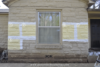 house exterior paint yellow paint options 1