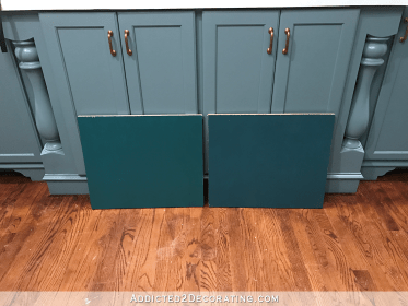 hallway paint color options with the kitchen cabinets