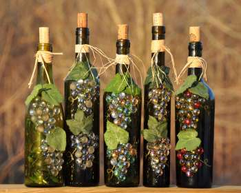 wine bottle crafts diy simply exclusive try source