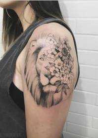 110+ Lion Tattoos and Designs Powerful King Of Jungle