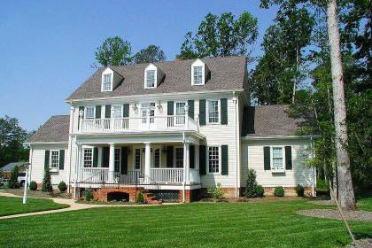 colonial story plans plan designs room architectural curb appeal floor traditional stairs architecturaldesigns southern adding luxury styles master
